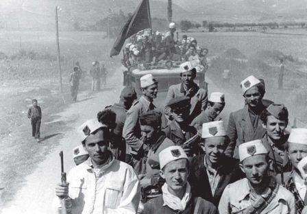 Balli Kombëtar në luftë kundër pushtuesit